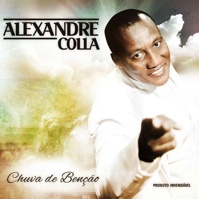 Fé faz a diferença no álbum de Alexandre Colla