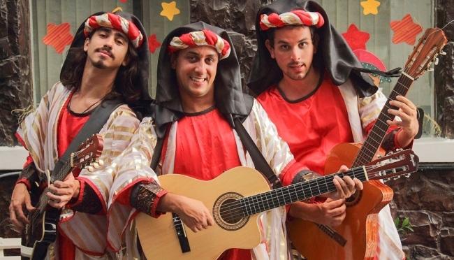Fonte do Sapo recebe teatros e show natalinos nesta semana