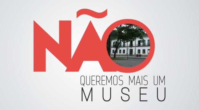 Cinco razões para Cadeia Velha não se prender a um museu