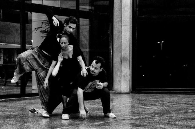 Oficina de dança com Maristela Sild e Luiz Bongiovanni na sexta