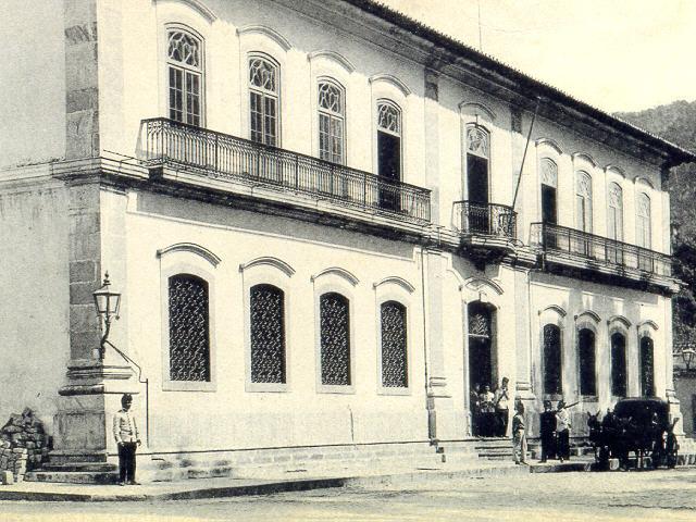 A história da versátil Cadeia Velha de Santos