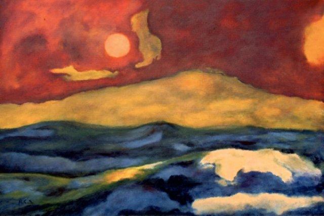 'Expressive' de Helmut Schippers é destaque na Galeria Braz Cubas