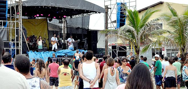 Festival Frutos da Terra agita Itanhaém
