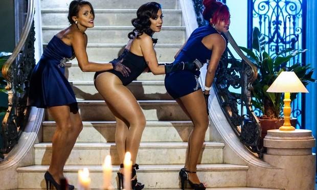 Anitta e Péricles no Show de Verão de Itanhaém nesta semana