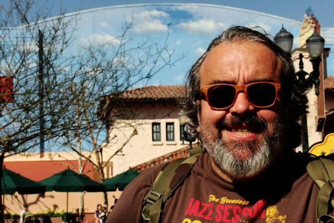 Fabião Nunes é o novo secretário de Cultura de Santos