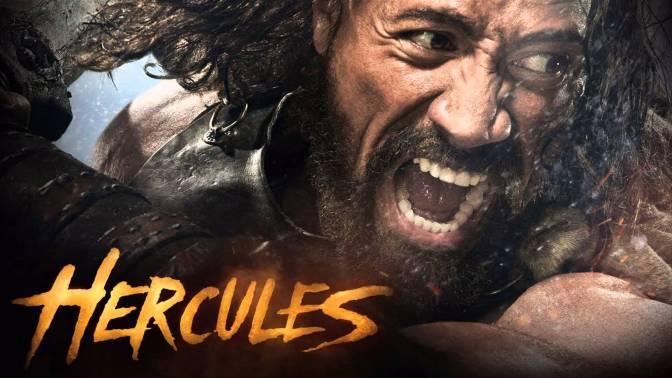 Filme 'Hércules' é atração nas tendas de Santos desta terça-feira