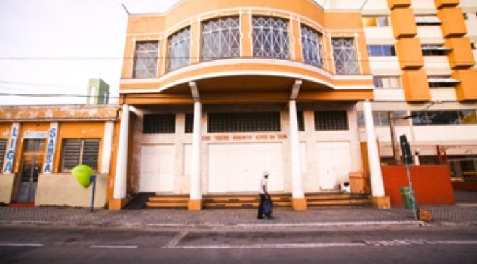Fundação Cultural Cassiano Ricardo, agenda visitas para interessados na revitalização do Cine Teatro