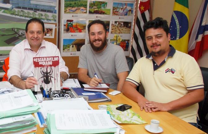 Longa é rodado em Amparo e comunidade pode participar das gravações