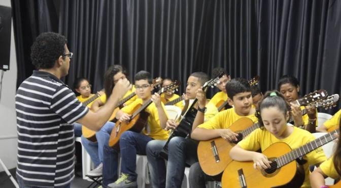 Projeto Guri abre inscrições para 12 cursos musicais em São Vicente