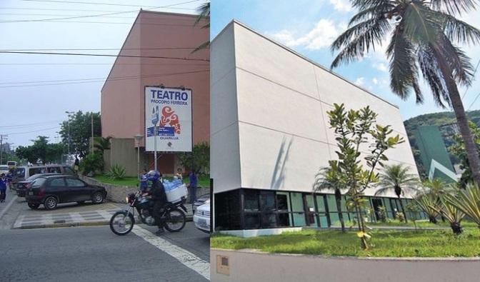 Duas versões para a recusa do AVCB ao Teatro Procópio Ferreira