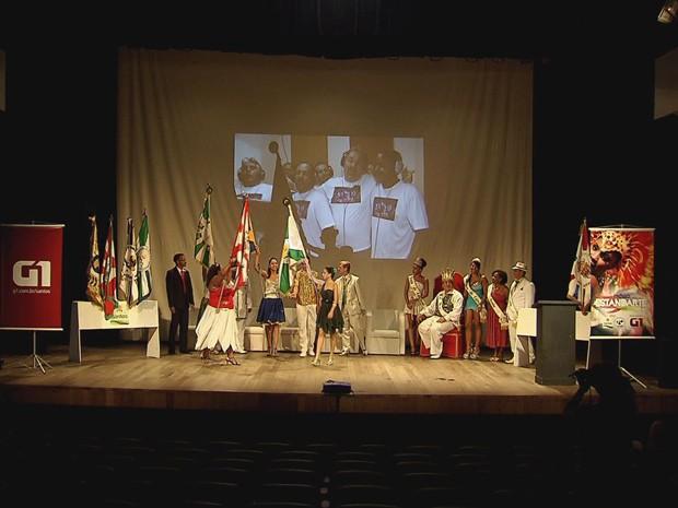 Premiação do 'Estandarte Santista' ocorre nesta quinta