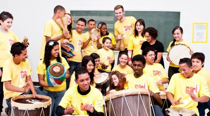 Projeto Guri oferece mais de 300 vagas para cursos