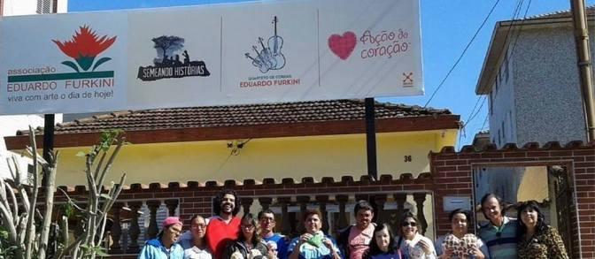 Associação Eduardo Furkini abre bolsas para contadores de histórias