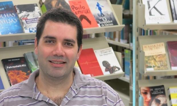 Curso de crônica com o jornalista Marcus Vinicius