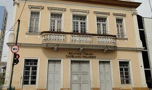 Biblioteca Cassiano Ricardo oferece curso de incentivo à leitura, em São Jose dos Campos