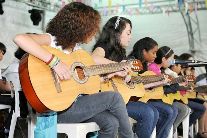 Bertioga expande polos culturais do 'Educando para a Cidadania'