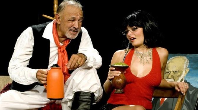 Guarany recebe a peça 'O Analista e a Sexóloga de Bagé'