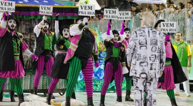 Carnaval é tema de exposição em Santos