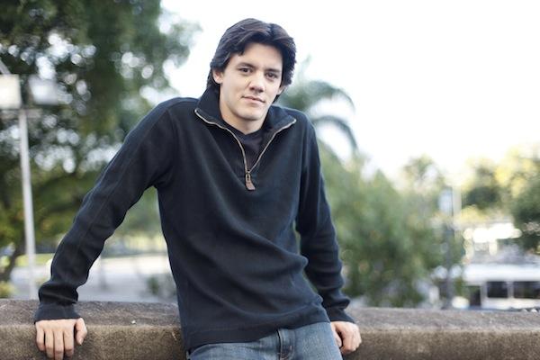 Dan Torres faz única apresentação no Guarany
