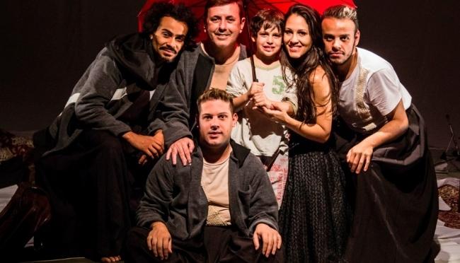 Rumo a Portugal, Teatro do Kaos retorna ao palco para financiar viagem