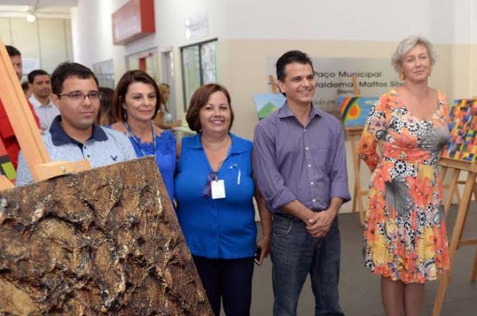 Exposição mostra trabalhos de alunos do Cema em Limeira