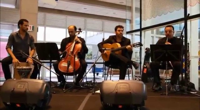 Agenda Cultural: Tem guitarra flamenca em Bertioga