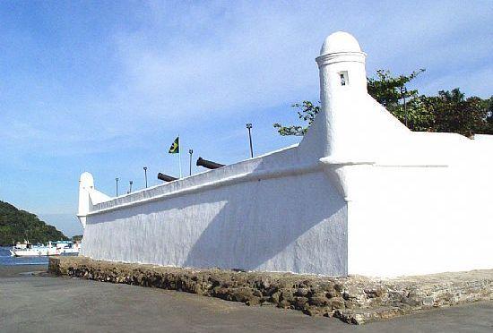 Forte São João de Bertioga pode integrar lista de patrimônio mundial da Unesco