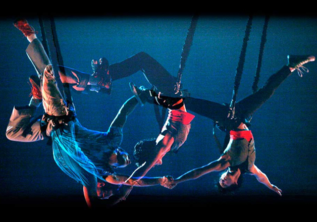 Conheça a 'Sintonia' da Cia K no Circuito Sesc de Artes 2015
