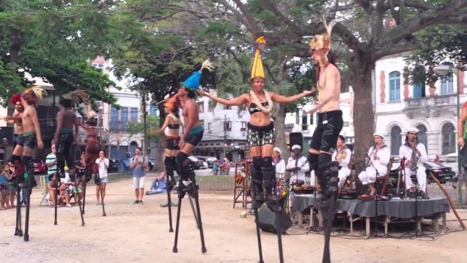 Teatro 'Uirapuru' reina no Circuito Sesc de Artes 2015