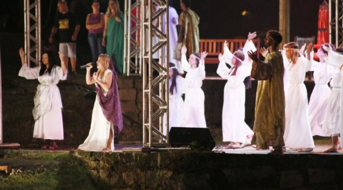 Drama Sacro Paixão de Cristo é encenado sexta em Cubatão
