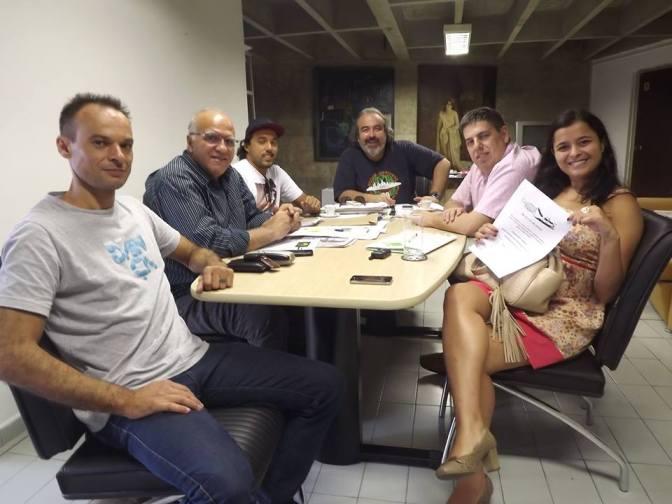 Os diálogos de Fabião em 100 dias na Secult de Santos