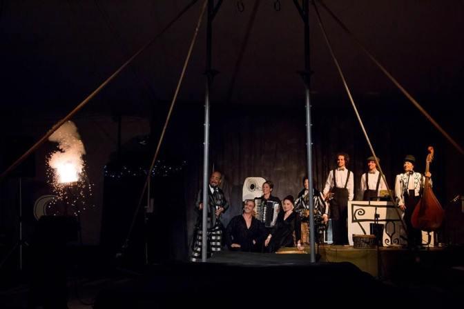 Circo Teatro de Variedades é destaque no Circuito Sesc de Artes 2015
