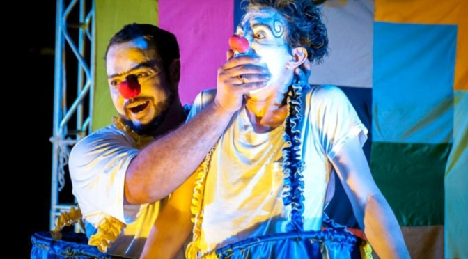 Teatro 'Rua da Amargura' reconta Paixão de Cristo em SV