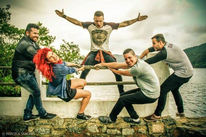 Music Box lança EP 'Identidade' durante Virada em Santos