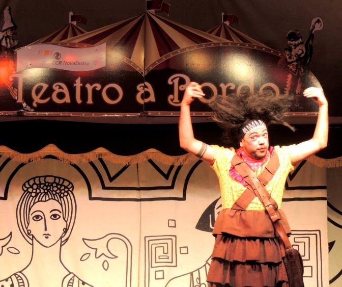 Centro Histórico de Itanhaém será palco do Teatro a Bordo