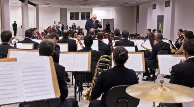 Banda Sinfônica de Cubatão apresenta novo concerto 'Rhapsody in Blue'