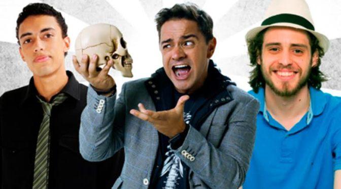 Humor toma conta do Teatro Guarany nesta quarta-feira