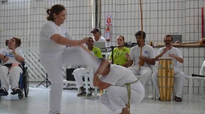 Projeto Capoeira na Escola celebra 20 anos durante o 19º Fescete
