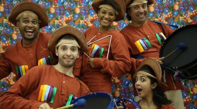 Comédia 'O Sertanejo e o Tinhoso' estreia em São Vicente