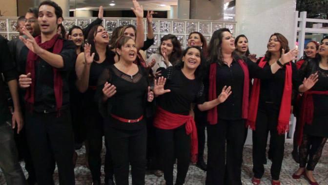 Coro Broadway Voices abre vagas para vozes masculinas