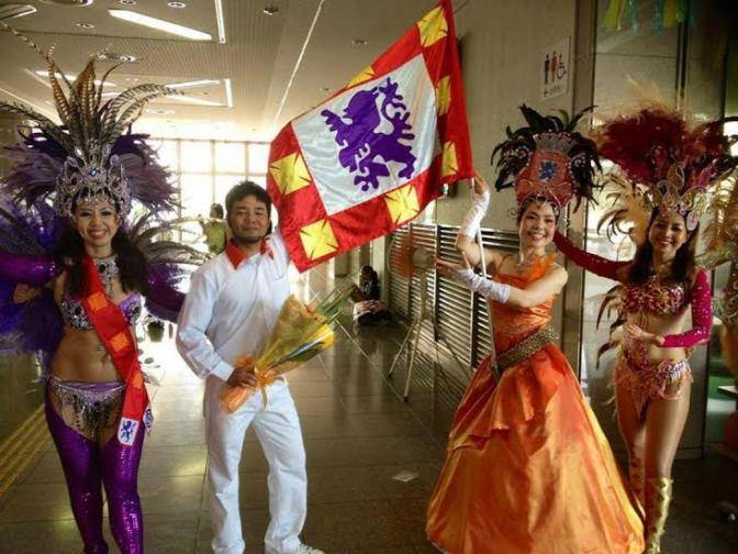 São Vicente é tema de concerto em Naha, no Japão