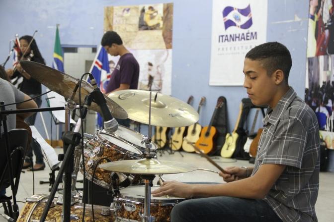 Inscrições para cursos da Casa da Música de Itanhaém começam dia 20