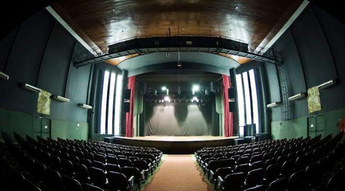 Teatro Vitória receberá manutenção contra incêndio