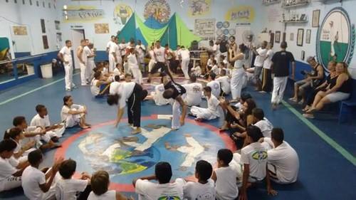 Grupo Senzala realiza 40º Batismo de Capoeira neste domingo