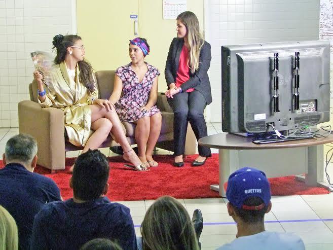 Teatro Guarany recebe grupos artísticos da UniSantos
