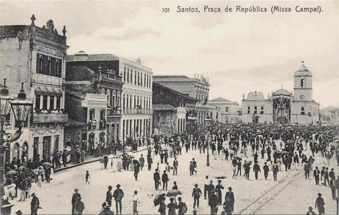 Engenho dos Erasmos abre curso sobre a História de Santos