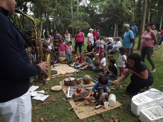 Jardim Botânico recebe Sarau Caiçara neste sábado (17)