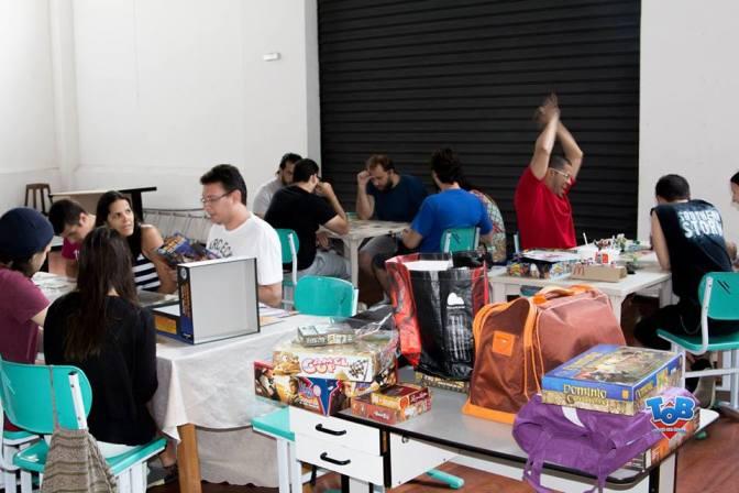 Gibiteca de Santos recebe jogos de tabuleiro e RPG