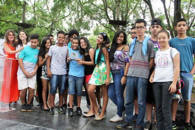 Querô na Escola entrega seis prêmios após sessão em Cubatão