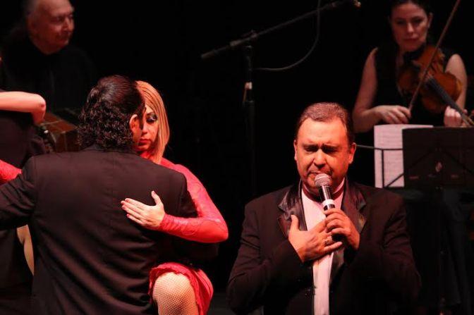 Uma noite de tango no Teatro Coliseu